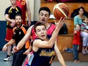 Hervey Bay basketball - Hurricanes. Nathan Sewell. Photo: Valerie Horton / Fraser Coast Chronicle