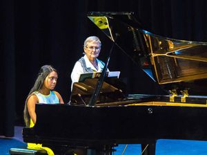 Plenty of talent on show as eisteddfod begins