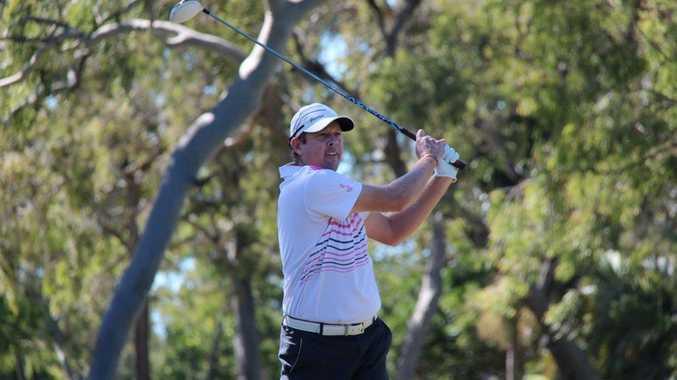 Last month's Fiji International winner Steve Jeffress is bound for Toowoomba Golf Club tomorrow.