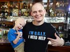Dad joins fight to help kids like Ethan