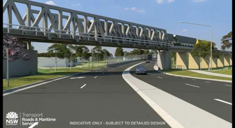 A second Grafton Bridge crossing across the Clarence River is expected to cost $177 million and be built by 2019.