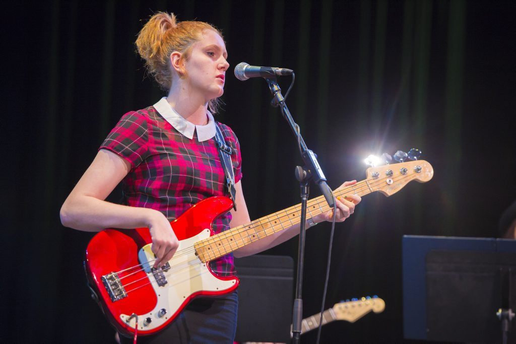 POP AND ROCK: The Gladstone Eisteddfod will incorporate new, modern sections to this year's program.
