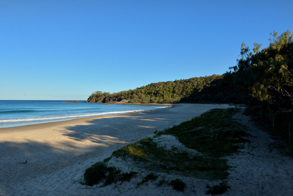 We Say Lack Of Clarity On Nudist Beach Stark Raving Mad  Sunshine Coast Daily-7099