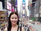 Sarah Spain in New York.