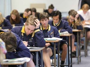 Nervous students can breathe sigh of relief for now