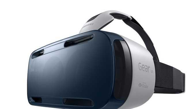 Samsung's VR headset