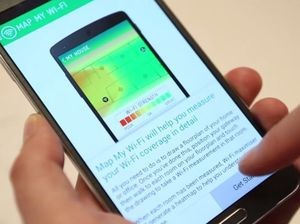 App helps hunt down Wi-Fi dead zones