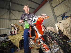 Me and My Ride: KTM SX 250 motocross bike