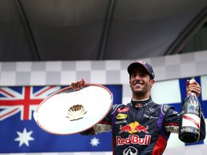 Italians adopt Daniel Ricciardo as their own