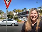 ROUNDABOUT CONFUSION: Driving instructor Melinda Yarrow at the Fiveways this week.