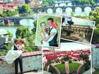 Couple elopes to Prague for stunning ceremony
