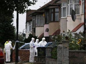 Woman beheaded in back garden of London street