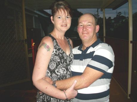 Toowoomba residents Tina and Shane Mullins hope to tick off Tina's bucket list before a long list of health issues takes her life.