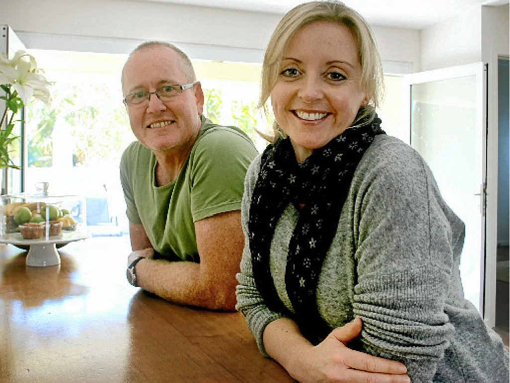 AWARD: Cape Beach House owners, Marc and Katie Wilson have won a prestigious TripAdvisor award for their Byron Bay business