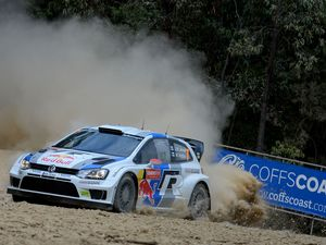 Duelling Volkswagen drivers get 'go' signal for WRC fight