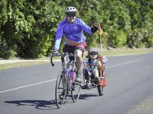 Cycle Queensland Tour 2014
