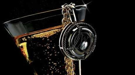 Toowoomba Jewellery designer Kiron Barui's Champagne inspired Wearing Memories collection.