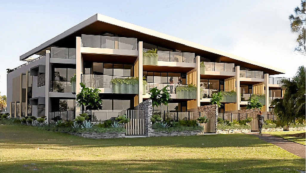 PLAN SALE: A Byron Bay unit has sold for $5 million.