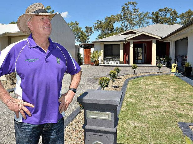 John Wotherspoon is not the only one fed up with the smell in Bakers Creek, where he lives, and other areas of Mackay.