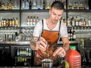 Cocktail master mixes magic at new wine bar