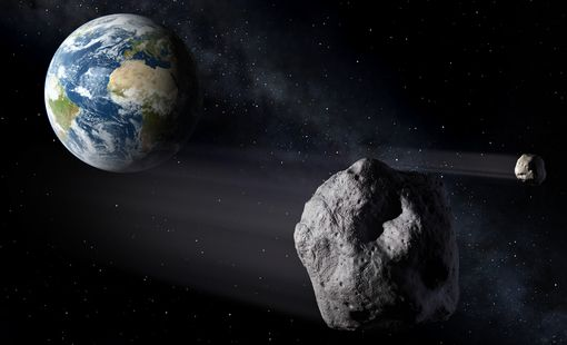 Asteroid 2004 BL86, will pass by the planet at a distance of 745,000km.