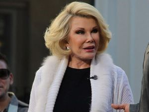 Joan Rivers thought death would be a 'big blow' for daughter