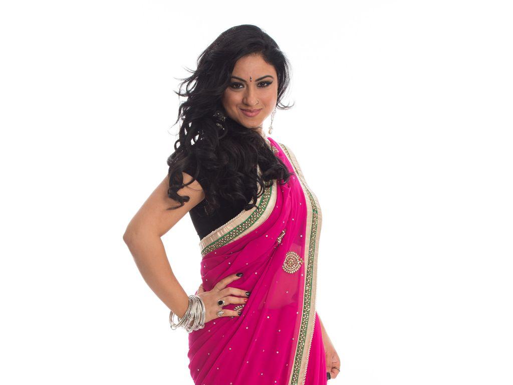 Big Brother housemate Priya Malik.
