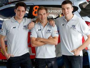Hyundai Motorsport gunning for more glory at Rally Australia