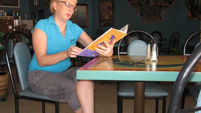 Irene Dudley closed the doors of her Goondoon St restaurant Kapers in 2009.