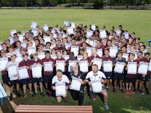 Ipswich High backs our NRL bid