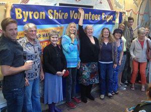Power of volunteers on display at Byron Expo