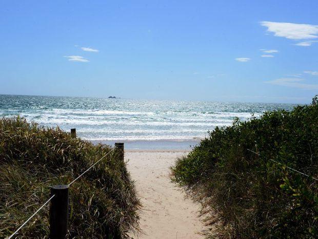 Clarkes Beach, Byron Bay.