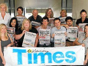 Newspaper teams unite