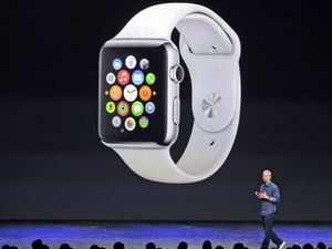 Apple unveils long awaited watch with smart dial
