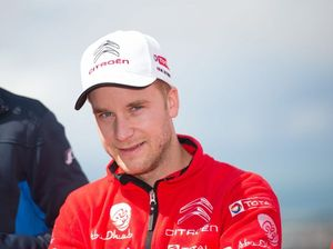 Injury rules Østberg out of Rally Australia