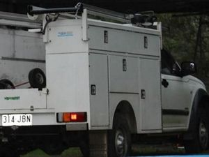Marburg police searching for stolen ute