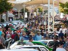 The Coates Hire Rally Show was a huge hit in the Coffs Harbour city centre this afternoon.