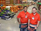 Ipswich boys proud of new Bunnings Warehouse