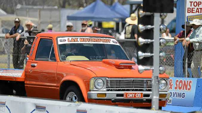 RACING: New Hendon resident Larry Kolb will compete in the Six Banger Nationals and Bracket Meeting this weekend.