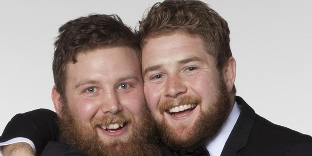 Travis McIntosh and Matt McCormick will marry tomorrow, but their move has horrified gay groups. Photo / Mediaworks
