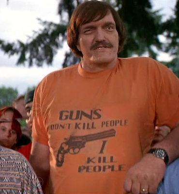 Richard Kiel in Happy Gilmore