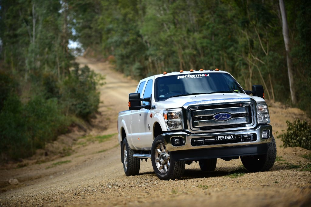 Performax F-250 Lariat. Photo: Iain Curry / Sunshine Coast Daily