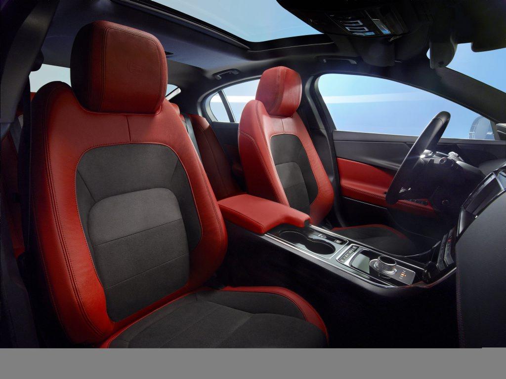 The 2015 Jaguar XE