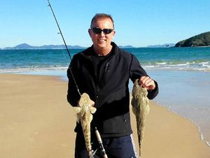 Cooler weather tops for catching salmon on Capricorn Coast