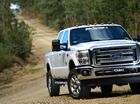 GO ANYWHERE: Performax-converted Ford F-250 Lariat is at home off the bitumen.