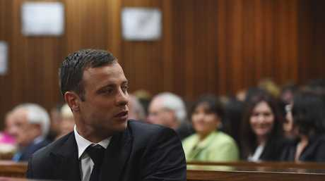 Oscar Pistorius hears his fate over the death of Reeva Steenkamp in Pretoria on 11 September