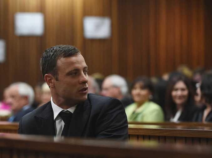 Oscar Pistorius hears his fate over the death of Reeva Steenkamp in Pretoria on 11 September