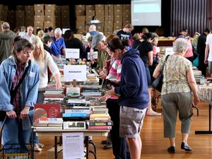Thousands of books on offer at Bookarama