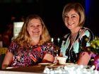 STRONG SUPPORT: Tracey Sherratt (left), who battled postnatal depression, attends a Sunshine Coast PND Centre high tea at Lifepointe Baptist Church, Buderim, with organiser Lisa Lindley.