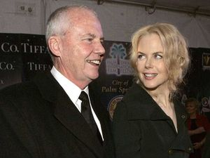Nicole Kidman's father has died of an apparent heart attack